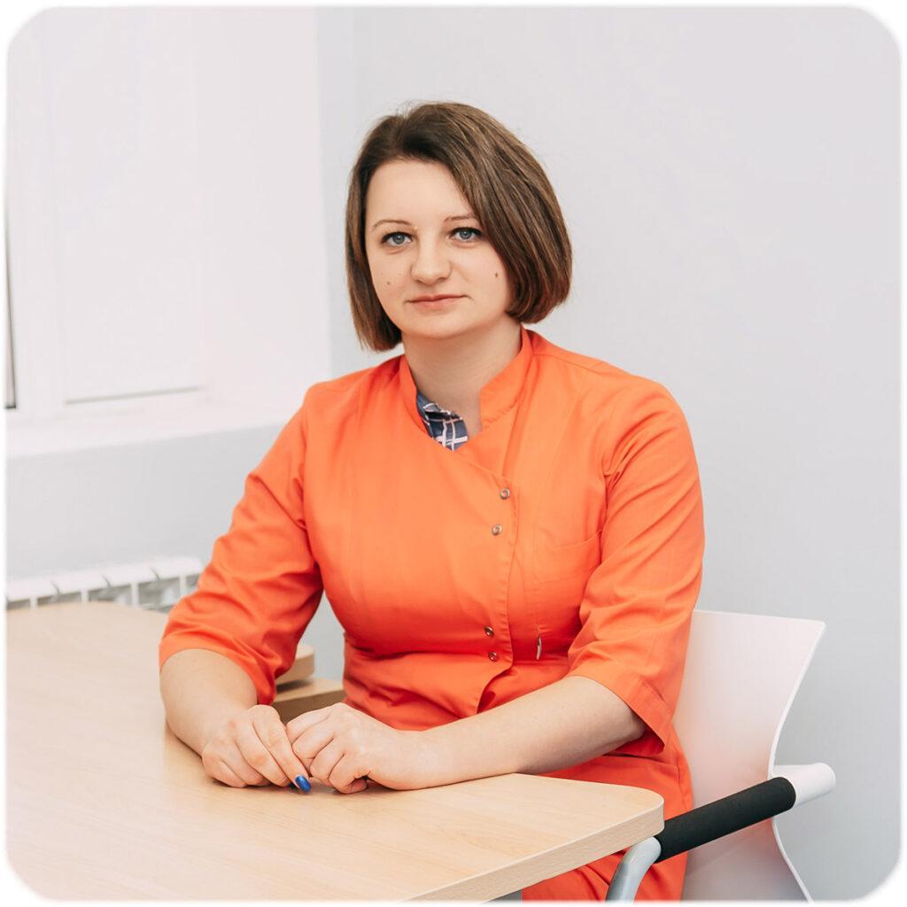 Абакумова Юлия Александровна - Врач-невролог, врач функциональной диагностики (ЭЭГ, ЭХО-ЭГ)