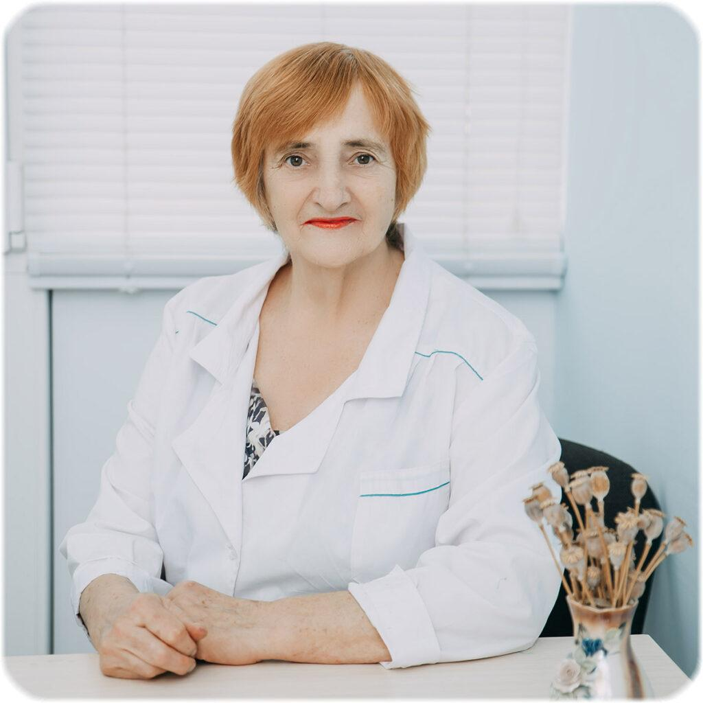 Фандеева Евдокия Петровна - Врач-гинеколог